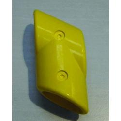 Yellow 60 Degree 3 Way Tee (In two halves) MHA3EY