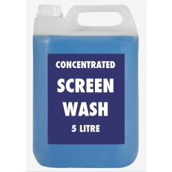 Concentrated Screen Wash 5 Litre (collection / own van delivery only)