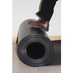 Floor Protection Black Corrugated Board 50 Metre x 1 Metre x 2mm
