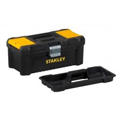 """Stanley 12.5"""" 320x188x132mm Plastic Tool Box 1-75-515"""