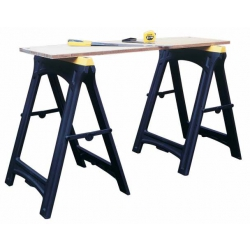 Stanley Folding Sawhorse Twin Pack 1-92-038