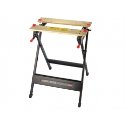 Black & Decker WM301 Basic Workmate Bench, 115mm Jaw Open