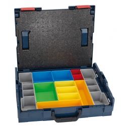 Bosch 442x357x117mm Sortimo L-boxx 102 Professoinal + Compartments 12 Piece Set 1600A001S3