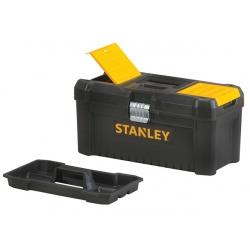 """Stanley 16"""" 406x205x195mm Plastic Tool Box 1-75-518"""
