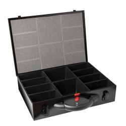 Medium Black Sorta-case, 10 Compartments SSC.MS.82.10