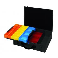 Large Black Double Sorta-Case SSC.LD.45.27