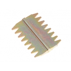 Faithfull 38mm Scutch Combs Pack of 5 FAISC112N
