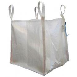 1 Tonne Bulk Bags with 4 lifting Loops 850mm x 850mm x 850mm