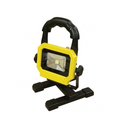 10W Rechargable LED Work Light with Magnetic Feet