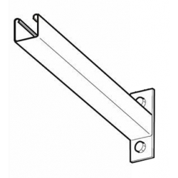 Cantilever Arm, Universal 225mm Length P2663, Galvanised