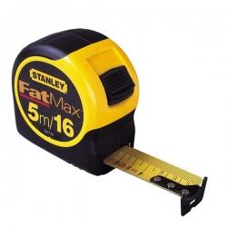 Stanley Dynagrip FATMAX  5M / 16ft Measure Tape 0-33-719