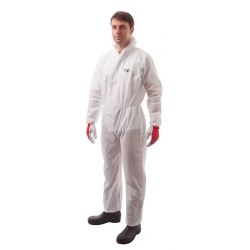 Portwest BizTex SMS 5/6 FR Flame Resistant AntiStatic Coverall XL ST80WHRXL