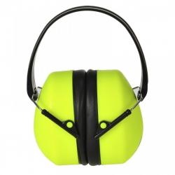 Portwest Hi Viz Yellow Super Ear Protector SNR32DB