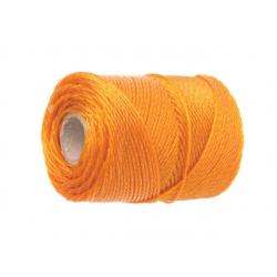 250M Orange Polyethylene Brick & Masons Line FAI3250