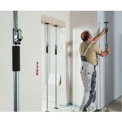Bessey 750-1250mm Telescopic Drywall Support Bar BE207509