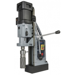 HMT Max-100T 1900W Variable Speed Magnetic Drill with free 3 piece TCT Cutter Set worth over £80