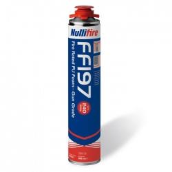 Nullifire FF197 Fire Rated Foam B1 Gun Grade 750ml