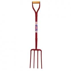"""Faithfull 700mm (28"""") All Steel Digging Fork"""