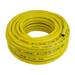 "Faithfull 50 Metre Yellow 12.5mm (1/2"") Heavy Duty Hose Pipe"