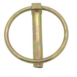 8 x 40mm Steel Linch Pin (Apple Keep) Zinc Plated