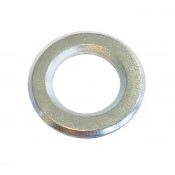 M12 Hardened Steel Washer, EN14399-6 300HV, Bright Zinc Plated