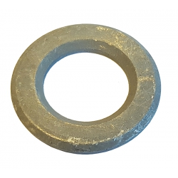 M20 Hardened Steel Washer, EN14399-6 300HV, Galvanised