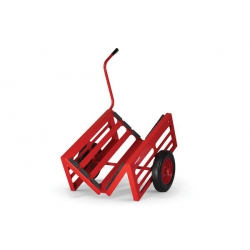 Armorgard VK2 Vee Tube Cart with Handle Max Load 500KG