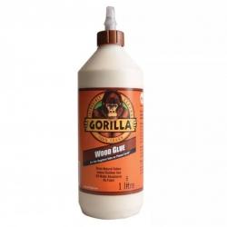 Gorilla Glue HIGH QUALITY PVA Wood Adhesive 1 Litre GRGGWG1L