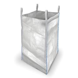 Bulk Bag Tall Type 4 Loop  1 Tonne 1000mm x 1000mm x 2000mm
