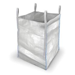 Bulk Bag Medium Tall Type 4 Loop  1 Tonne 1000mm x 1000mm x 1500mm