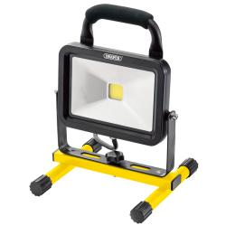 Draper LED Single Portable Site Light 20W 110V 66045