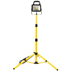 20W Single Head LED Tripod Flood Light 240V Draper 66053