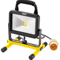 Draper LED Single Portable Site Light 20W 240V 66044