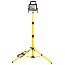 20W Single Head LED Tripod Flood Light 110V Draper 66053
