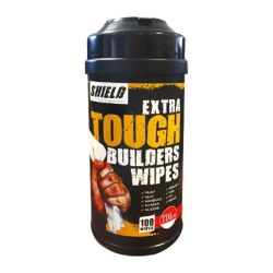 Timco Shield Extra Tough Builders Wipes (Tub of 100)
