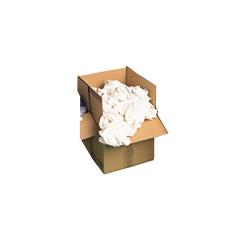 MSM Lint Free White Wipes / Cloths 10kg Box