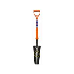 Faithfull Fibreglass Insulated Drainage Shovel