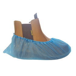 Disposable Overshoes - One Size Fits All (50 Pairs Per Pack)