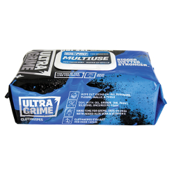 Uniwipe Ultragrime Industrial SuperSize Wipes, Pack of 100