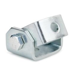 Swivel Connection for Channel Section M12 Hole, Unistrut compatible