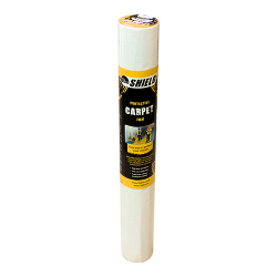 Timco Shield Carpet Protection Film 50 Metre x 600mm