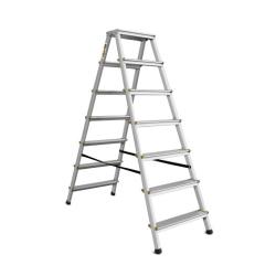 7 Tread Double Sided Aluminium Steps Drabest DD7150