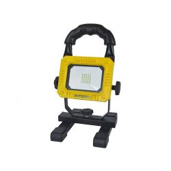 Faithfull 10W LED Rechargeable Work Light with Magnetic Feet FAIFPPSLLEDPOD2